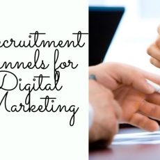 recruitment channels for Digital Marketing